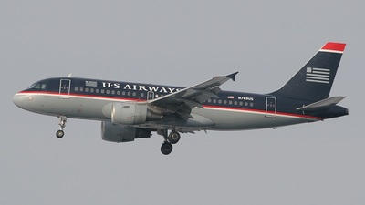 N769US - Airbus A319-112 - US Airways