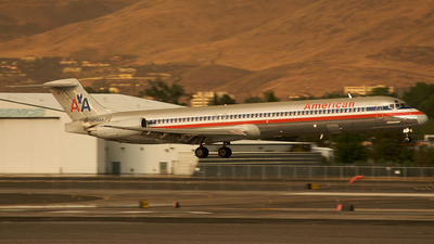 A picture of N219AA -  - [49171] - © Ryan Coulter