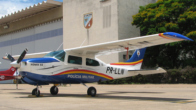 PR-LLN - Cessna T210N Turbo Centurion II - Brazil - Military Police of the Federal District
