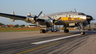 - Lockheed C-121A Constellation - Private