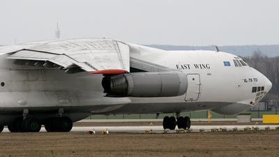 UN-76010 - Ilyushin IL-76TD - East Wing