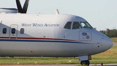 C-GWWC - ATR 42-300 - West Wind Aviation