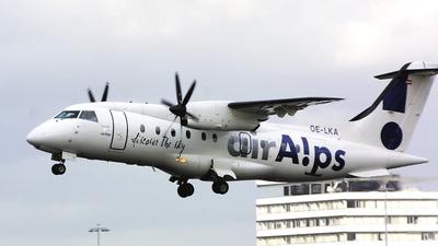 OE-LKA - Dornier Do-328-110 - Air Alps Aviation