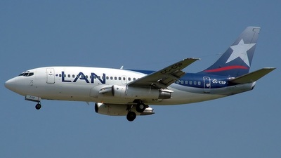 CC-CSP - Boeing 737-204(Adv) - LAN Airlines