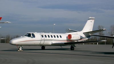 N1129L - Cessna 560 Citation Ultra - Siebel Systems