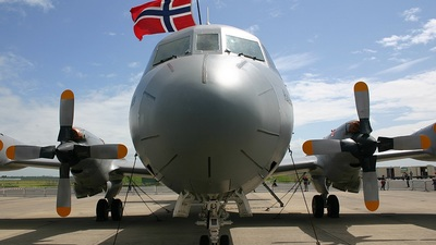 6603 - Lockheed P-3N Orion - Norway - Navy