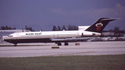 N8866E - Boeing 727-225(Adv) - Fun Air