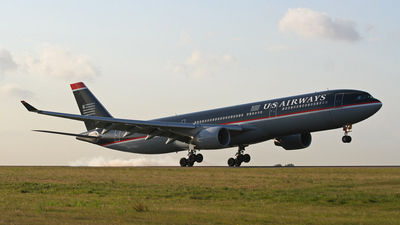 N278AY - Airbus A330-323 - US Airways