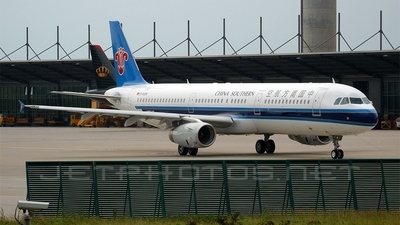 D-AVZM - Airbus A321-231 - China Southern Airlines