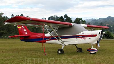HJ-003 - Ibis Magic GS-700 - Private