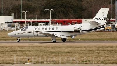 N697CE - Cessna 560 Citation Encore - Private