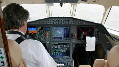 OO-DFG - Dassault Falcon 2000EX - Abelag Aviation