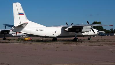 RA-30001 - Antonov An-30 - Myachkovo Air Services