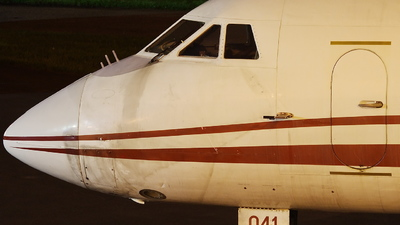 041 - Yakovlev Yak-40 - Poland - Air Force