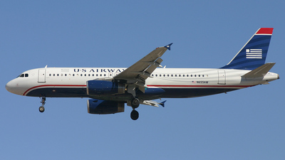 N655AW - Airbus A320-232 - US Airways (America West Airlines)
