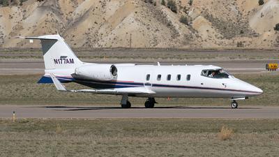 N177AM - Bombardier Learjet 55C - Private