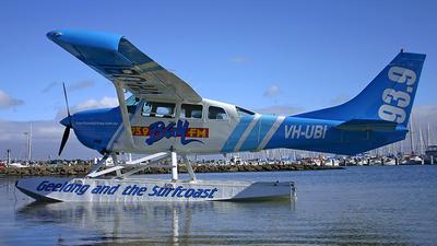 VH-UBI - Cessna U206F Stationair 6 - Private