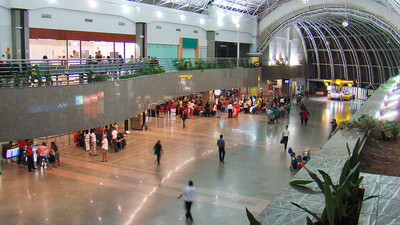 SBFZ - Airport - Terminal