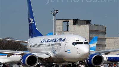 LV-CBG - Boeing 737-73V - Aerolíneas Argentinas