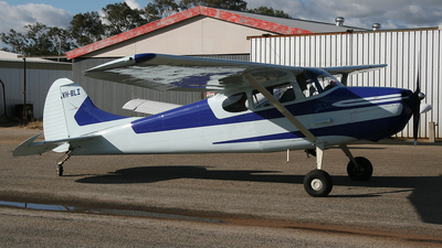 VH-BLI - Cessna 170B - Private
