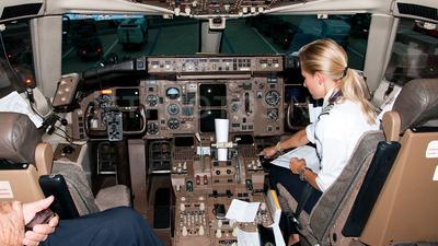 TC-SNC - Boeing 757-2Q8 - SunExpress