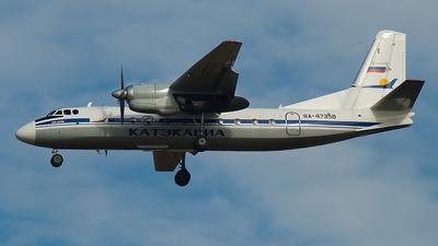 RA-47358 - Antonov An-24RV - Katekavia