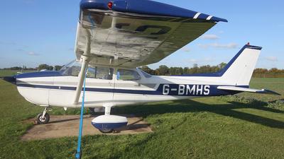 A picture of GBMHS - Cessna F172M Skyhawk - [0964] - © Daniel Nicholson