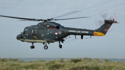 266 - Westland SH-14D Lynx - Netherlands - Navy
