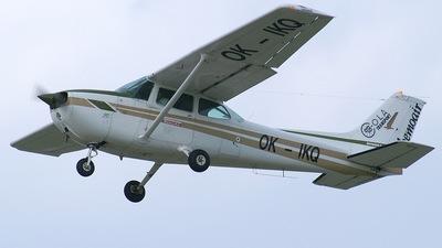 A picture of OKIKQ - Cessna 172N Skyhawk - [17271299] - © Ondrej Smrtka