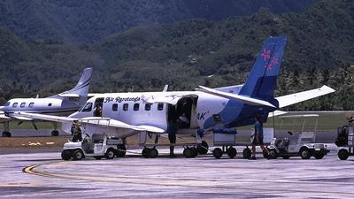ZK-TAK - Embraer EMB-110P1A Bandeirante - Air Rarotonga
