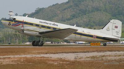 L2K-6/42 - Basler BT-67 - Thailand - Royal Thai Air Force