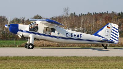 D-EEAF - Dornier Do-27B1 - Private