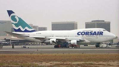 F-GTOM - Boeing 747SP-44 - Corsair