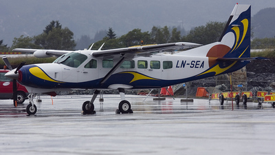 LN-SEA - Cessna 208 Caravan - Private
