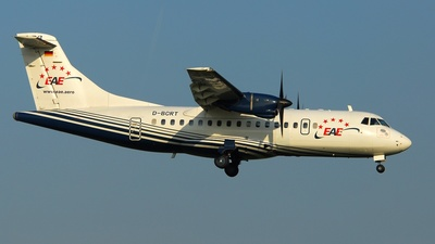 D-BCRT - ATR 42-300 - European Air Express (EAE)