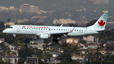 C-FHNY - Embraer 190-100IGW - Air Canada