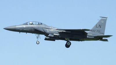 97-0221 - Boeing F-15E Strike Eagle - United States - US Air Force (USAF)