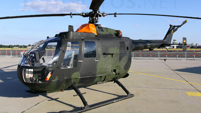 86-68 - MBB Bo105P1 - Germany - Army