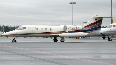 D-CITY - Bombardier Learjet 35A - Senator Aviation