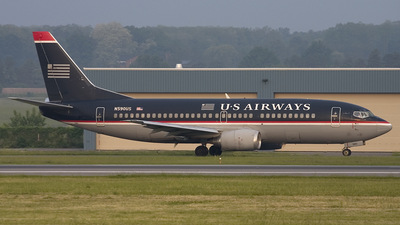 A picture of N590US -  - [] - © Daniel Evans