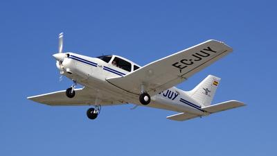A picture of ECJUY - Piper PA28161 Warrior II - [2842262] - © Salvador de la Rubia - Iberian Spotters