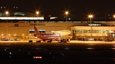 KMDW - Airport - Ramp