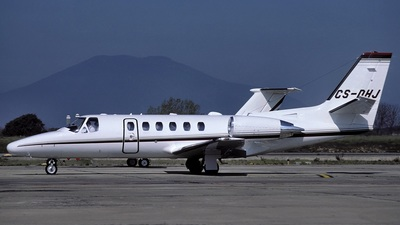 CS-DHJ - Cessna 550B Citation Bravo - NetJets Europe