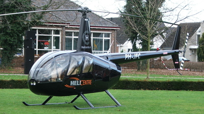 PH-JFC - Robinson R44 Raven II - Helicentre