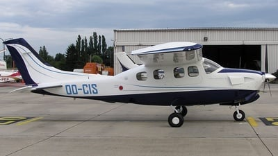 OO-CIS - Cessna P210N Pressurized Centurion II - Private