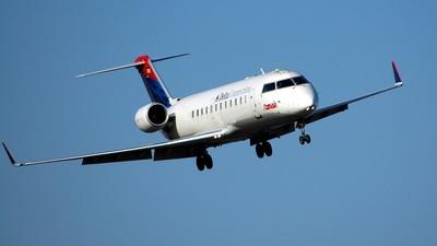 N457CA - Bombardier CRJ-200ER - Delta Connection (Comair)