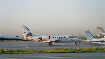 OK-VSZ - Cessna 550B Citation Bravo - ABA Air