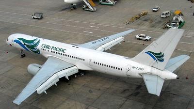 RP-C2715 - Boeing 757-236 - Cebu Pacific Air