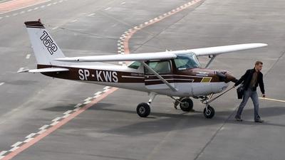 SP-KWS - Cessna 152 II - Private