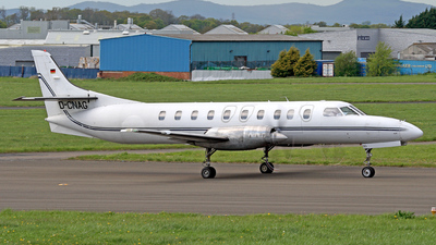 D-CNAG - Swearingen SA227-AC Metro III - FLM Aviation